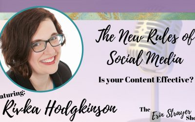 The New Rules of Social Media with Rivka Hodgkinson