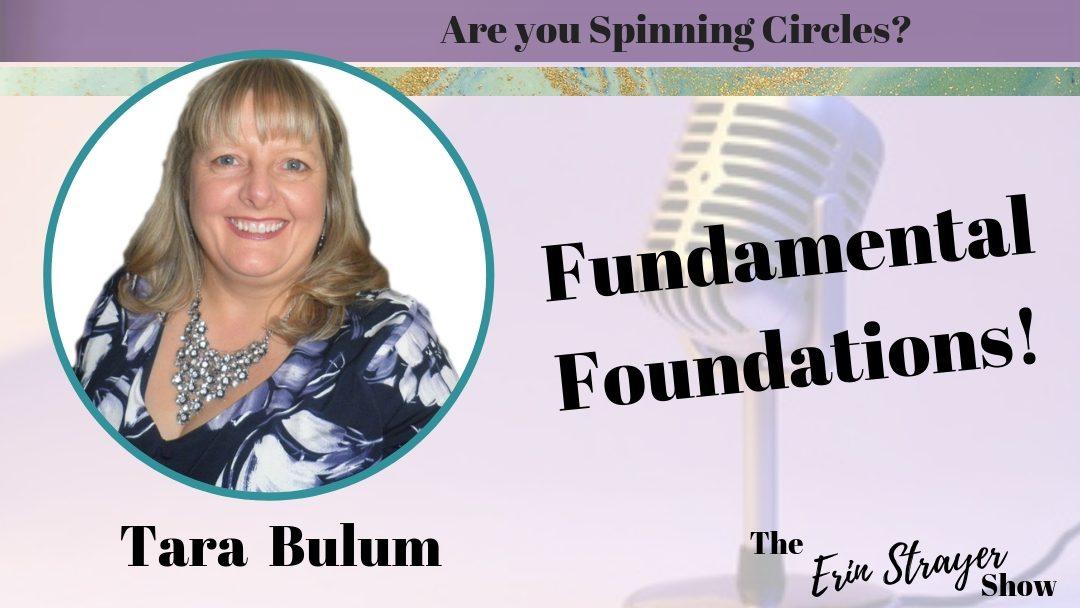 4 Fundamental Foundations with Tara Bulum