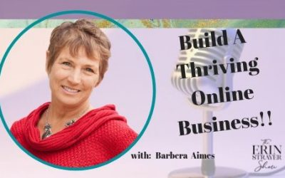 Build a Thriving ONLINE Business with Barbera Aimes