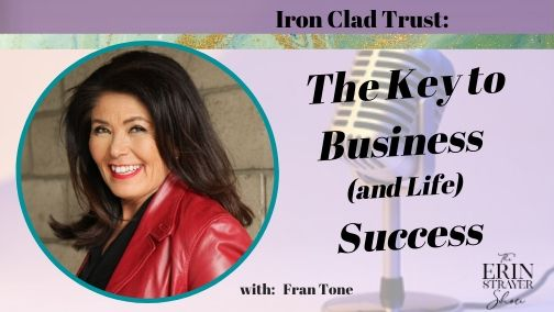 Iron Clad Trust with Fran Tone