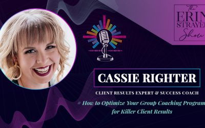 Killer Client Results with Cassie Righter