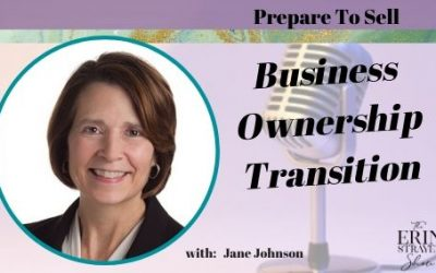 Business Ownership Transition with Jane Johnson
