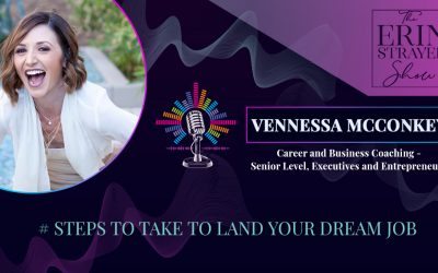 Steps to Land Your Dream Job with Vennessa McConkey